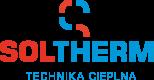 Logo Klimatyzacja Wrocław, pompy ciepła SOLTHERM